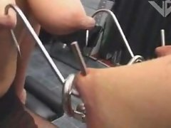 ROUGH DOUBLE PENETRATION PIERCING