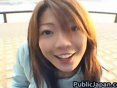 Juri wakatsuki hot asian model gives part3