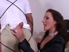 Amazing FemdomHandjob by Hot Mistress