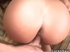 Big assed brunette slut fucked hard free part2