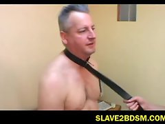 Submissive slave humiliated
