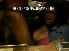 black hood ghetto Fat girl gaggers pt2