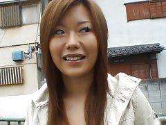 Miruku Matsusaka Asian girl has some hot