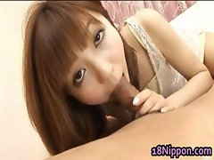 Hot japanese teen fucked part1