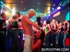 Muscled strippers getting oral sex