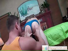 Cute latin Lucas Vitello gets amazing part1