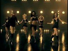 Porn Music Video Pussycat Dolls Buttons