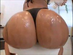 Big Oily Brazilian Booty - Derty24