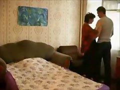 Amateur Milf Hooks up with Younger Boy