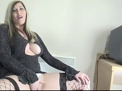 Big Tits Blonde JOI