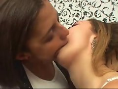 Lesbian brazilian french kissing #3 part two