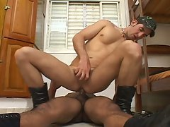Gay army budies sucking and fucking
