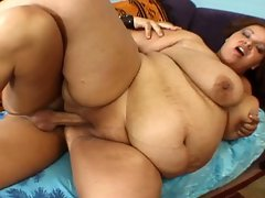 Even more than bbw, she is a whole lot of woman