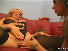 Old horny karola loves young horny dominka