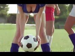 Fu ?ballspielerinnen