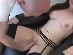 Johnny Rockard ft squirter Angel Benoit porn auditions