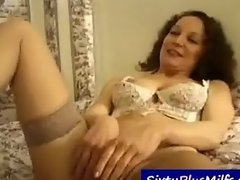 Cock juice for the SixtyPlus MILF