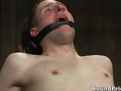 Extremely hardcore gay BDSM free porn part2