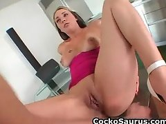Busty blonde slut gets her tight pussy part6
