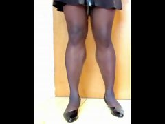 TGirl Erotic Panty Washing 245