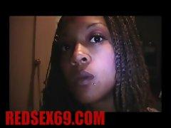 black hood ghetto Dis Hoe Henny Red Again
