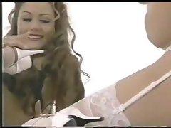 Jacqueline Lovell Foot Fetish In Stockings