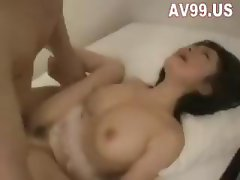 Slutty Japanese Babe Gets Pounded