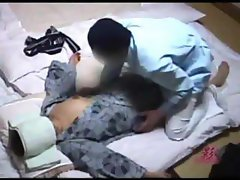 Voyeurcam - Masseur Goes Too Far