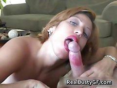 Fine ass hot mom licking fat cock part5
