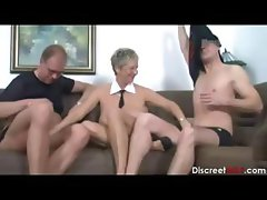 German Mature Horny Wife