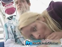Cute french gf hot blowjob part5
