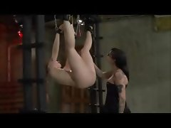 Disobedient slave girl gets severely punished for her naughty ways