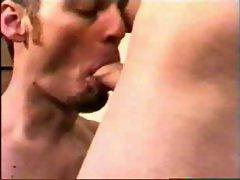 Two brothers having sex bareback