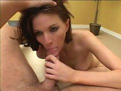 Ashley Hayden has a hot mouth