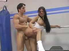 Alexis Amore loves getting her moist snatch slammed