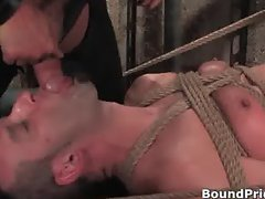 Super extreme hardcore gay bondage part1