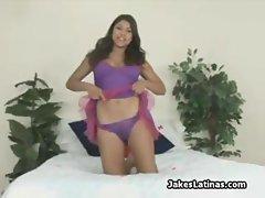 Bigtit Latina Casting Video