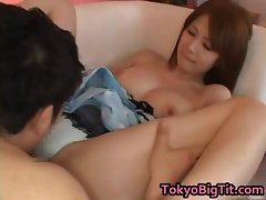 Asian Hottie Erika gets an Unusual Job part4