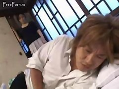Japanese mom fuck husbands young cousin