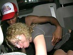 Sex in a cab