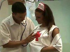 Nurse Anally Creamed