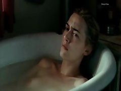 Kate Winslet in The Reader