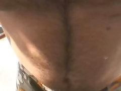 Teen surrenders to a huge cock