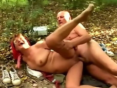 granny fucked by her boyfriend