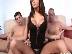 Joslyn James hardcore double penetration
