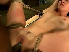 Fetish pussy ravaged by cock