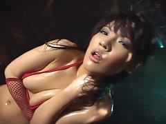 Micro Bikini Oily Dance 1 - MBOD1-04 Minaki Saotome