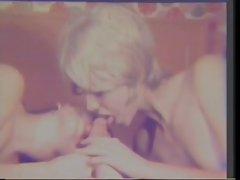 Vintage: Classic 60s Threesome