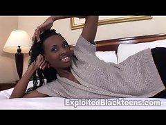 Petite Amateur Ebony Teen Amateur Video