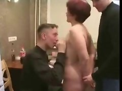 Mother fucked by her boy
